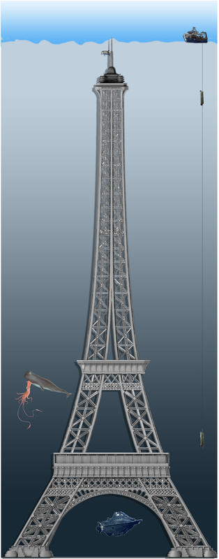 Eiffel Tower Pt C sampling