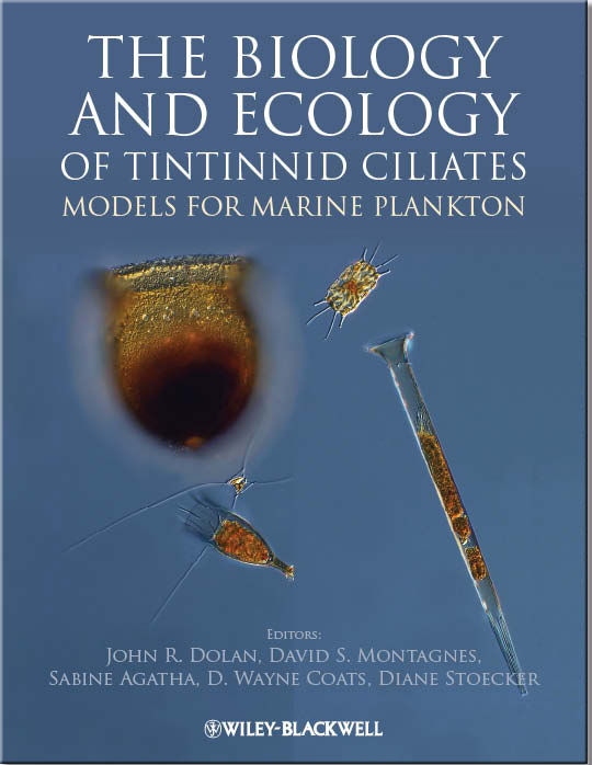 A book of their own: The Biology and Ecology of Tintinnid Ciliates: models for marine plankton.